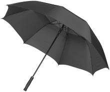 """32"""" Bedford odvětrávaný bouřkový deštník černý"""