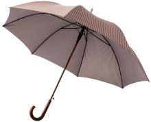 """Automatický deštník 27"""" hnědý"""