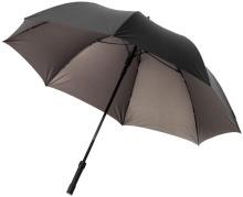 """Automatický deštník 27"""" s LED světlem bronz"""