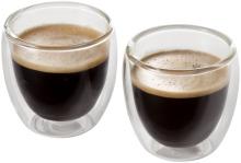 Dvojdílná sada na espresso Boa 80ml