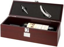 Dvoudílná kazeta na víno Executive