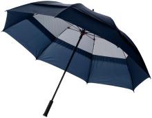 """Dvouvrstvý bouřkový deštník Cardi 30"""" modrý"""
