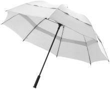 """Dvouvrstvý bouřkový deštník Cardi 30"""" bílý"""