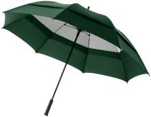 """Dvouvrstvý bouřkový deštník Cardi 30"""" zelený"""