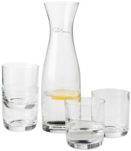 Karafa se 4 sklenicemi Prestige
