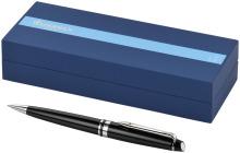 Kuličkové pero Expert - černá/stříbrná