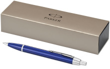 Kuličkové pero Parker IM modrá