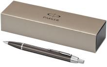 Kuličkové pero Parker IM tmavě šedá