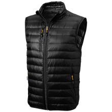 Lehká péřová vesta Fairview černá