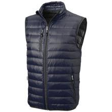 Lehká péřová vesta Fairview tmavě modrá