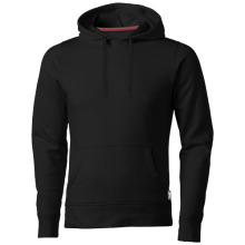 Mikina Alley s kapucí černá