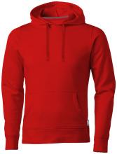 Mikina Alley s kapucí červená