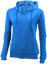 Mikina Open s kapucí světle modrá