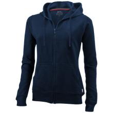Mikina Open s kapucí tmavě modrá