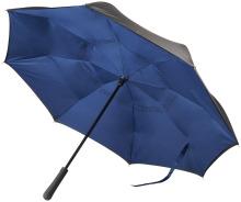 """Reverzní deštník Lima 23"""" modrý"""