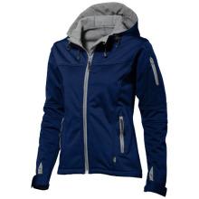 Softshellová bunda Match tmavě modrá