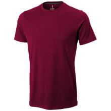 Tričko Nanaimo burgundy