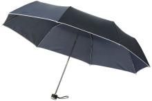 """Trojdílný deštník 21"""" BAL modrý"""