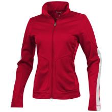 Úpletová bunda Maple červená