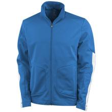 Úpletová bunda Maple modrá