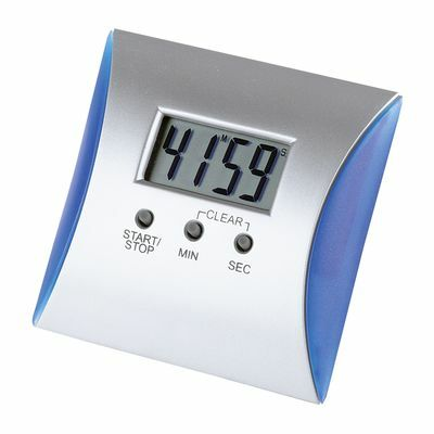 Kitchen timer REEVES-BUDAPEST BLUE