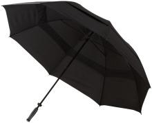 """32"""" Bedford odvětrávaný bouřkový deštník modrý"""