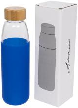 Skleněná sportovní láhev Kai modrá