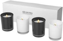 4-dílná sada svíček HIlls