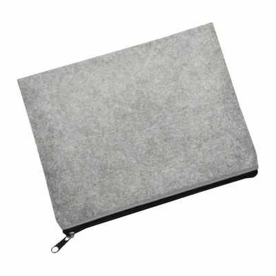 Zipper bag RUDERSDALE LIGHT GREY
