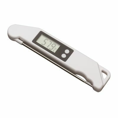 Meat thermometer MERSIN WHITE BLACK