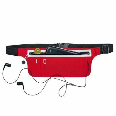 Belt bag HIP BAG RED