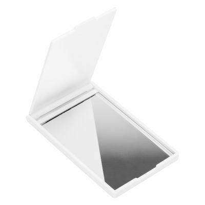 Pocket mirror ISPARTA WHITE