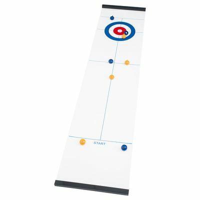 Curling game WINNER