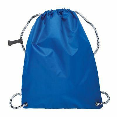 Drawstring bag WASSILLA BLUE