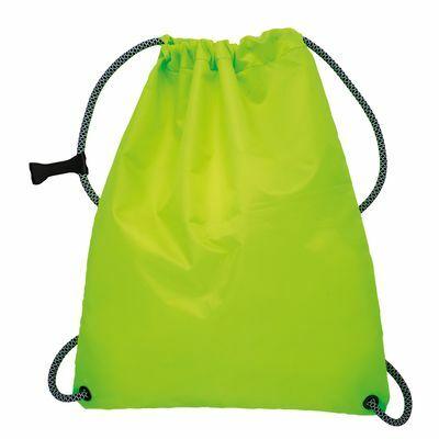 Drawstring bag WASSILLA LIGHT GREEN