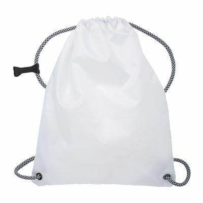 Drawstring bag WASSILLA WHITE
