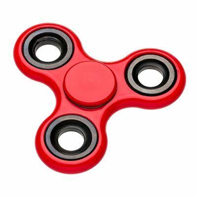 SPINNER RED