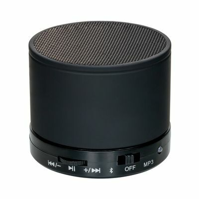 Speaker with Bluetooth technology REEVES-FERNLEY BLACK