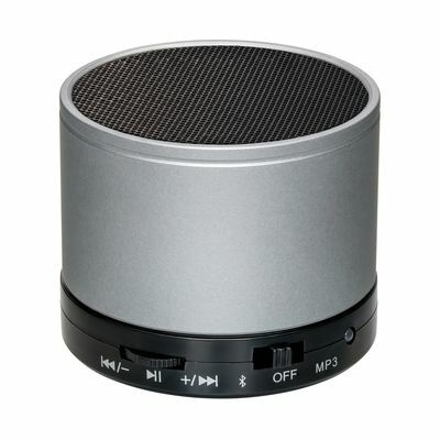 Speaker with Bluetooth technology REEVES-FERNLEY SILVER