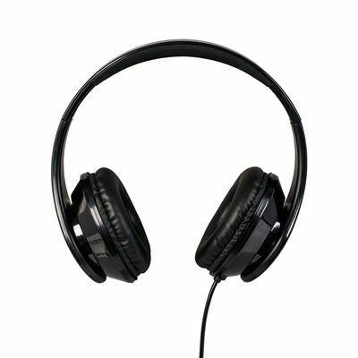 Headphones REEVES-GRONINGEN BLACK