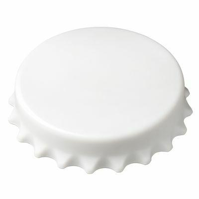 Bottle opener SAKUMONO WHITE