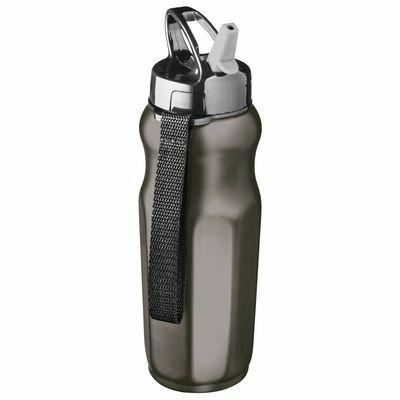Drinking bottle RETUMBLER-RIYAN DARK GREY