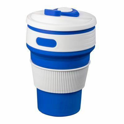 Foldable mug RETUMBLER-ANAPOLIS BLUE
