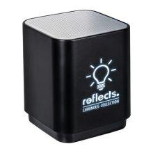Bluetooth-speaker with light REEVES-GALAWAY BLACK
