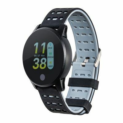 Smartwatch RETIME-LUCCA BLACK
