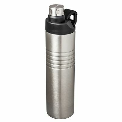 Thermo Drinking Bottle RETUMBLER-KORINTH SILVER