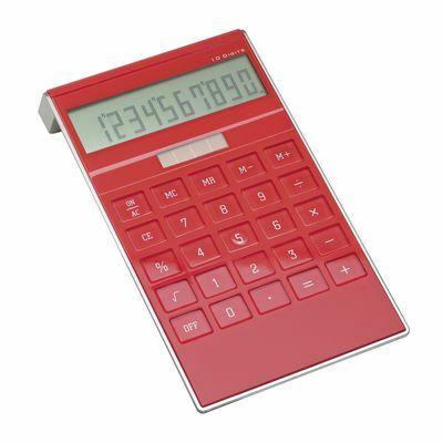 Solar calculator REEVES-SAN LORENZO RED