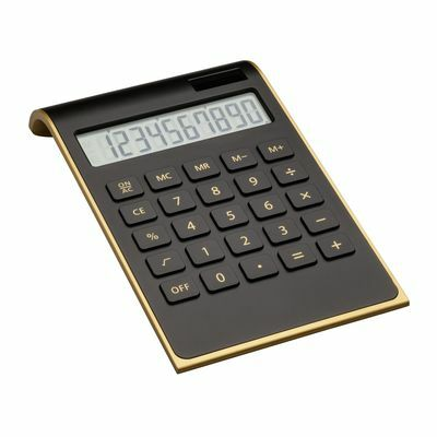 Calculator REEVES-VALINDA BLACK GOLD
