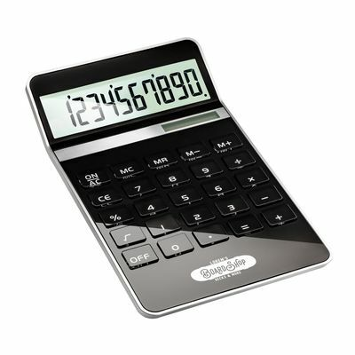 Calculator REEVES-NEAPEL BLACK