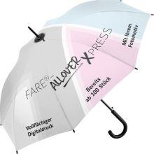 AC regular umbrella FARE-Allover Xpress